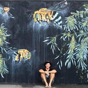 Dan Bianco Mural Wall